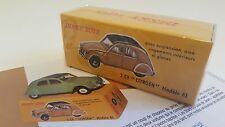 Dinky Toys Atlas -  Citroën 2 CV verte Neuve