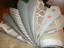 Duralee Sample Swatch Fabric Book Platinum Flint Kohl 42 Panel All Purpose Craft