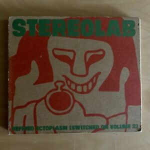 Stereolab Refried Ectoplasm [Switched On Volume 2] CD - original version