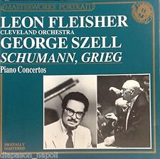 Grieg, Schumann: Concerti Per Pianoforte / Leon Fleisher, George Szell, Cle - CD