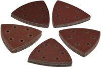 50x Schleifdreiecke Schleifpapier Dreieckschleifer Schleifscheiben K40 bis K180