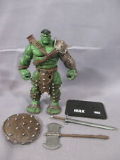 "Marvel Universe ""HULK 003"" World War 100% Complete C9 shape Hasbro 2011"