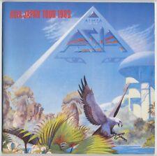 Asia, G.Downes, Steve Howe, Greg Lake, Carl Palmer - Japan Tour 83 JAPAN PROGRAM