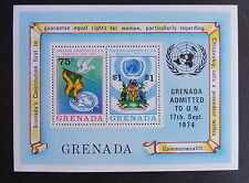 Birds Sheet Grenadian Stamps (Pre-1974)