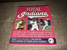 Cleveland Indians 1996 Total Indians Penguin Softcover Baseball Book