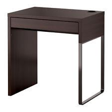 IKEA Computertisch MICKE Schreibtisch PC Büro Tisch Bürotisch schwarzbraun NEU