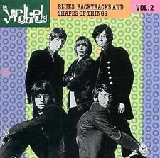 Audio CD: Volume 2: Blues, Backtracks And Shapes Of Things, Yardbirds. Excellent