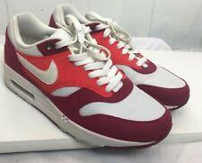 Details about 2011 Nike Air Max 1 Legacy Red White Khaki Gum Dark Brown SZ 9 ( 308866 602 )