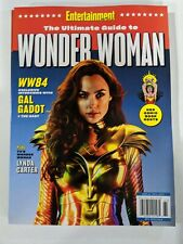 Entertainment Weekly The Ultimate Guide to WONDER WOMAN Magazine 2021.