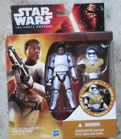 Star Wars The Force Awakens Finn (FN-2187) Figure & Armor NEW