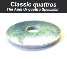 4 x NEW SUBFRAME MOUNT WASHER AUDI UR QUATTRO TURBO COUPE 80-90-COUPE QUATTRO