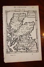 ✒ 1683 MANESSON MALLET Royaume d Ecosse