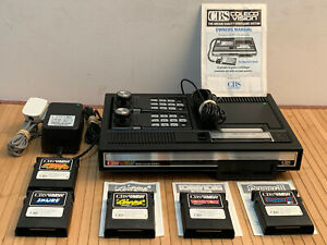 Coleco ColecoVision Video Game Console System with Games Bundle