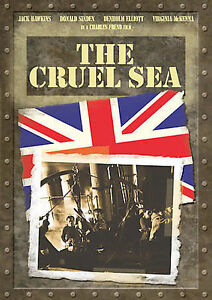 The Cruel Sea (DVD, 2006)