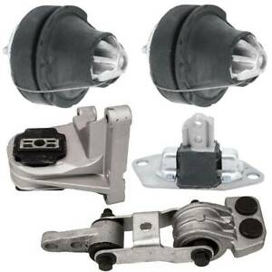 5 Motor de Stock Soporte Del Kit Para Volvo S60 S80 V70 XC90 XC70 2.4D D5 01