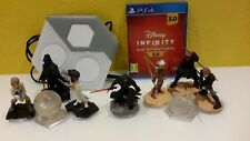 PS4 Juego Disney Infinity 3.0 Star Wars. Juego+2campañas+7figuras