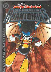 LTB Ultimate Phantomias 2 Walt Disney Lustiges Taschenbuch sehr gut