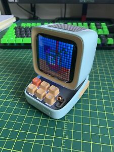 Divoom - DITOO Blue Bluetooth speaker A speaker for playing games With Tracking