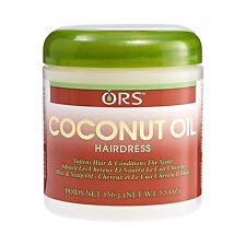 Organico radice fattore stimolante l'olio di cocco CREME BALSAMO 156G