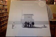 Weezer s/t LP sealed vinyl + download White Album