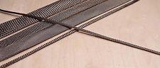 BASALT Geflechtschlauch, Gewebeschlauch - 5mm - wunderschön...