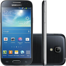 NEW SAMSUNG GALAXY S4 MINI DUOS GT-I9192 LATEST MODEL 8GB BLACK SMARTPHONE