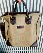 Hackett Mens Leather Bag