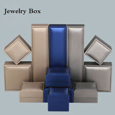 Earrings Bracelet Ring Necklace Gift Boxes Cases Display Accessories Jewelry Box
