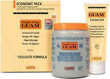 GUAM Kurpackung klassisch: 1kg Algenfango + 250ml straffendes Gel  (804)