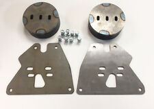 63-87 Chevy C10 C-10 Front air ride brackets bag suspension bags