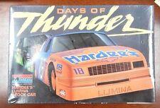 New Sealed Monogram Days of Thunder Hardee's Lumina Stock Car Model Kit 1/24