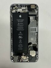 OEM original Apple iPhone 6 Silver back housing with Small Parts