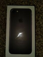 Sealed Apple iPhone 7 - 32GB - Black (Cricket) A1660 (CDMA + GSM)