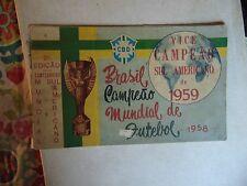 1958  Copa Album   team pele card