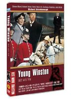 Young Winston (1972) Richard Attenborough, Simon Ward / DVD, NEW