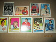 1992-93 O-Pee-Chee 25TH ANNIVERSARY SET CANADIAN ISSUE