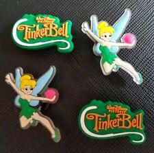 pochettes Stock Peter Pan 451B Tinkerbell 4x A4 Feuilles de brillant des autocollants