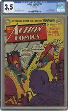 Action Comics #156 CGC 3.5 1951 2128799004