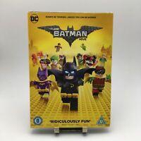 NEW Sealed THE LEGO BATMAN MOVIE (INCL SLEEVE) DVD Movie Film UK PAL REGION 2