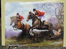 Unbranded Horses Metal Decorative Plaques & Signs