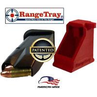 RangeTray Magazine Speed Loader SpeedLoader for Ruger American Pistol 9mm - RED