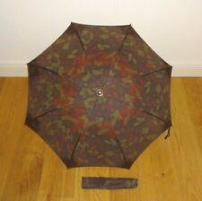 Vintage Knirps Automatic Klapp Regenschirm Schirm Taschenschirm - Camouflage