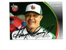 Jhonny Carvajal signed autographed 2019 Fort Wayne Tincaps baseball card d