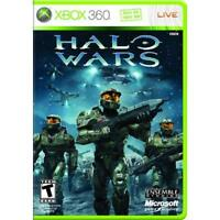 Halo Wars For Xbox 360  And Xbox One Very Good 1E