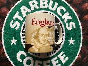 Starbucks England 16fl oz mug - with sku - MIC - 2010