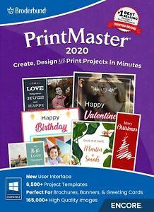 Printmaster 2020 - Digital Download