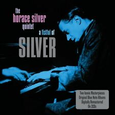 HORACE SILVER QUINTET - A FISTFUL OF SILVER 2CD