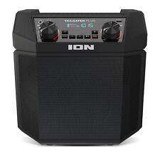 Ion Audio Tailgater Plus Portable Bluetooth Pa Speaker w/ Mic Am/Fm Usb 2019