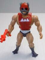 He-Man MOTU Zodac W/ Red Laser Pistol And Armor Complete Action Figure 1981 Rare