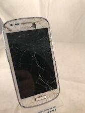 Samsung Galaxy S III Mini GT-I8190N - White Smartphone